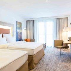 Отель Novotel Nuernberg Centre Ville комната для гостей фото 4