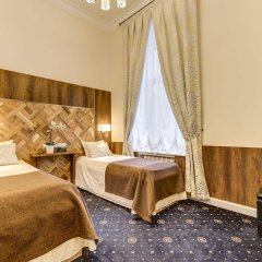 Отель Новая История Санкт-Петербург комната для гостей фото 7