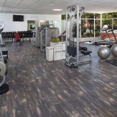 Отель Melia South Beach фитнесс-зал фото 2