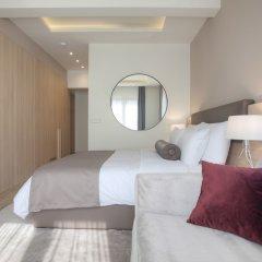 Отель Villa Gracia Черногория, Будва - отзывы, цены и фото номеров - забронировать отель Villa Gracia онлайн комната для гостей фото 3