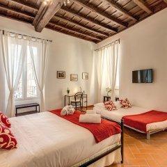 Отель Piccolo Trevi Suites комната для гостей фото 4