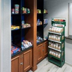 Отель Hampton Inn & Suites Tulare питание