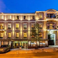 Отель Frederic Koklen Boutique Одесса вид на фасад