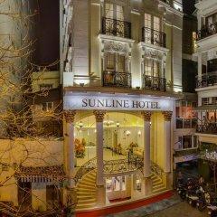 Sunline Hotel городской автобус
