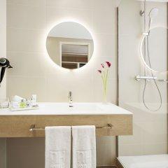 Отель NH Collection Hamburg City ванная