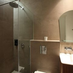 Отель Delta Apartments Эстония, Таллин - 2 отзыва об отеле, цены и фото номеров - забронировать отель Delta Apartments онлайн ванная фото 2