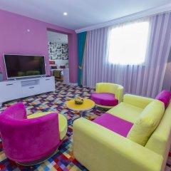 Отель QUA Стамбул комната для гостей фото 3
