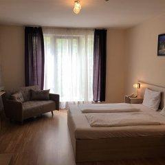 Отель Triple M Венгрия, Будапешт - 4 отзыва об отеле, цены и фото номеров - забронировать отель Triple M онлайн комната для гостей фото 6