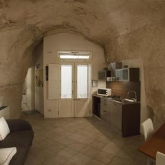 Отель Residence San Pietro Barisano Рокка Империале комната для гостей фото 4