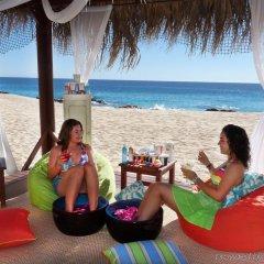 Отель Hilton Los Cabos Beach & Golf Resort фитнесс-зал
