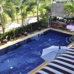 Отель Baan Chayna Resort Пхукет бассейн фото 3