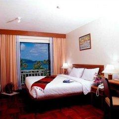 Отель Sunset Beach Resort 4* Полулюкс с различными типами кроватей