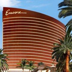Отель Encore at Wynn Las Vegas вид на фасад