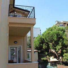 Hermes Tirana Hotel балкон
