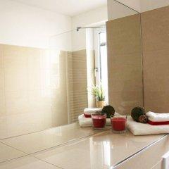 Отель Leipzig Apartmenthaus ванная фото 2