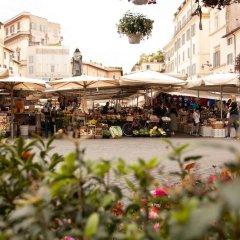 Отель Le Quattro Dame Luxury Suites Рим парковка