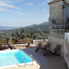 Отель Aria Villa Греция, Закинф - отзывы, цены и фото номеров - забронировать отель Aria Villa онлайн бассейн фото 4