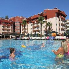 Club Aida Apartments Турция, Мармарис - отзывы, цены и фото номеров - забронировать отель Club Aida Apartments онлайн бассейн