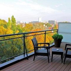 Hotel Catalonia Brussels балкон