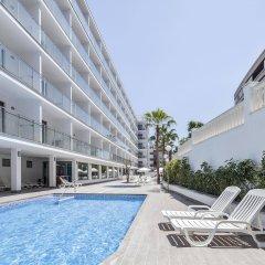 Hotel Best Los Angeles бассейн