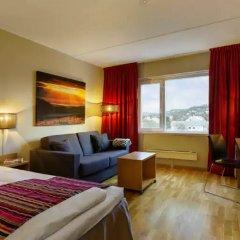 Отель Scandic Kirkenes Норвегия, Киркенес - отзывы, цены и фото номеров - забронировать отель Scandic Kirkenes онлайн комната для гостей фото 4
