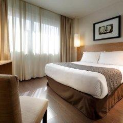 Отель Eurostars Lucentum комната для гостей