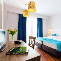 Отель Ach Mazury Stanica Mikolajki в номере