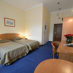 Отель MATEJKO Краков комната для гостей