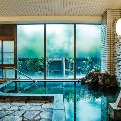 Отель Ryokan Nagomitsuki Беппу бассейн
