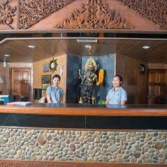 Отель Aloha Resort Таиланд, Самуи - 12 отзывов об отеле, цены и фото номеров - забронировать отель Aloha Resort онлайн интерьер отеля