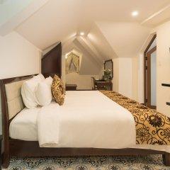 Отель Le Pavillon Hoi An Central Villa комната для гостей фото 2