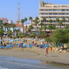 Amorgos Boutique Hotel in Larnaca, Cyprus from 51$, photos, reviews - zenhotels.com beach photo 2