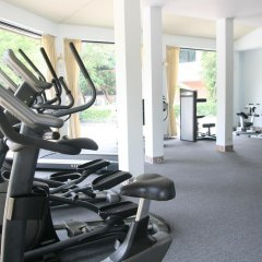 Отель Horseshoe Point Pattaya фитнесс-зал фото 2