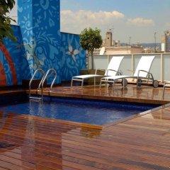 Отель Ciutat de Barcelona Испания, Барселона - 1 отзыв об отеле, цены и фото номеров - забронировать отель Ciutat de Barcelona онлайн бассейн