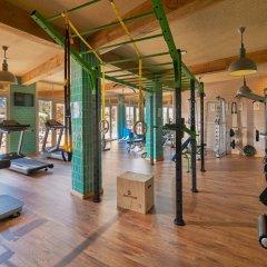 Отель H10 Sentido Playa Esmeralda - Adults Only фитнесс-зал фото 2