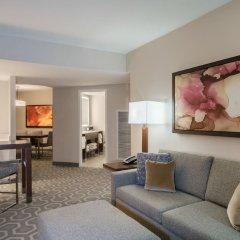 Отель Embassy Suites by Hilton Washington D.C. Georgetown США, Вашингтон - отзывы, цены и фото номеров - забронировать отель Embassy Suites by Hilton Washington D.C. Georgetown онлайн комната для гостей фото 4