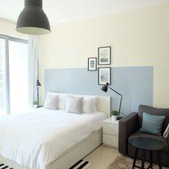 Апартаменты Spotlight - Ease by Emaar - Studio комната для гостей фото 4
