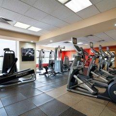 Отель Radisson Jfk Airport США, Нью-Йорк - отзывы, цены и фото номеров - забронировать отель Radisson Jfk Airport онлайн фитнесс-зал фото 4