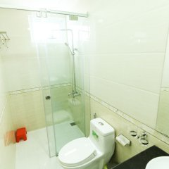 Апартаменты Kelly Serviced Apartment - District 1 ванная