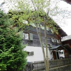 Апартаменты Studio Oehrli балкон