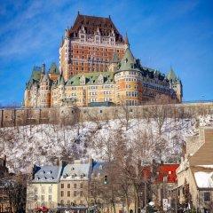 Отель Fairmont Le Chateau Frontenac Канада, Квебек - отзывы, цены и фото номеров - забронировать отель Fairmont Le Chateau Frontenac онлайн фото 14