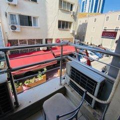1460 Alsancak Турция, Измир - отзывы, цены и фото номеров - забронировать отель 1460 Alsancak онлайн балкон