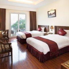 Super Hotel Hanoi Old Quarter комната для гостей фото 4