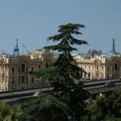 Hotel Galles Генуя балкон