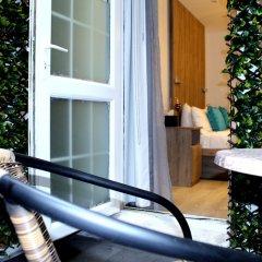 Отель O Hyde Park Лондон балкон