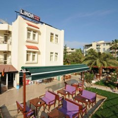 Linda Apart Hotel Турция, Сиде - отзывы, цены и фото номеров - забронировать отель Linda Apart Hotel онлайн детские мероприятия