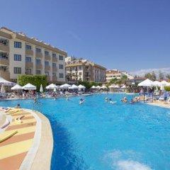 Grand Seker Hotel Турция, Сиде - 1 отзыв об отеле, цены и фото номеров - забронировать отель Grand Seker Hotel - All Inclusive онлайн фото 12
