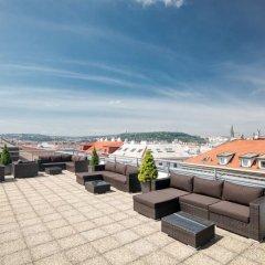 Отель Novotel Praha Wenceslas Square фото 8