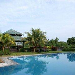Отель Kimberly Tagaytay Филиппины, Тагайтай - отзывы, цены и фото номеров - забронировать отель Kimberly Tagaytay онлайн бассейн фото 2
