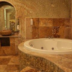 Kemerhan Hotel & Cave Suites Турция, Ургуп - отзывы, цены и фото номеров - забронировать отель Kemerhan Hotel & Cave Suites онлайн ванная фото 2